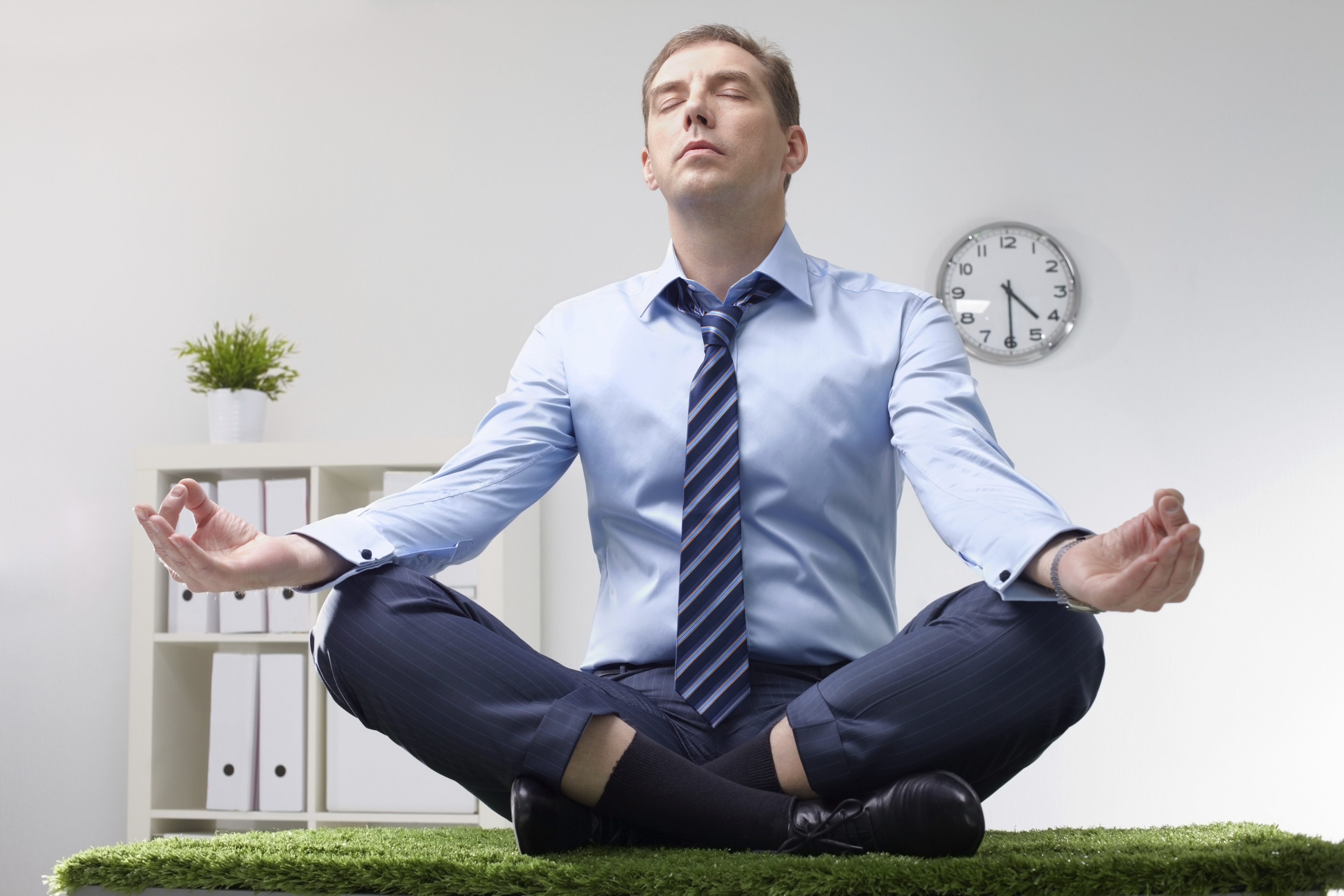 5 Ways Mindfulness Can Reduce Work Tension