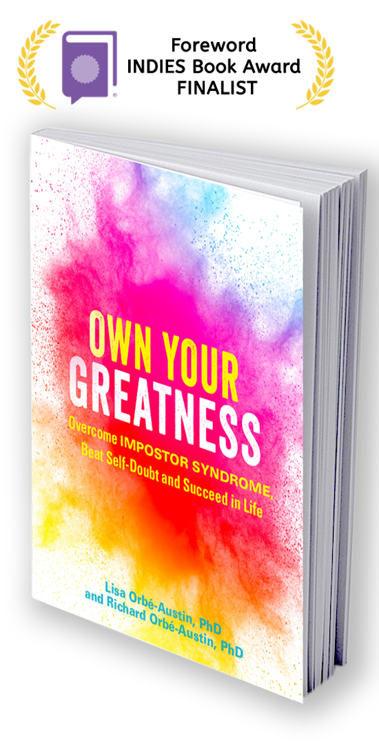 Foreword Award Finalist Own Your Greatness